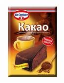 Dr. Oetker Какао-порошок, пакет