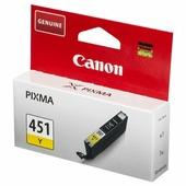Картридж Canon CLI-451Y (6526B001)