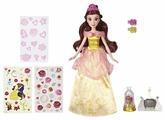 Кукла Hasbro Disney Princess Сверкающая Белль, 28 см, E5599