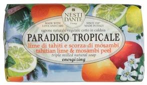 Мыло кусковое Nesti Dante Paradiso Tropicale Лайм Мангустин
