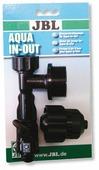 Насадка на водопроводный смеситель для сифона JBL Aqua In-Out water jet pump