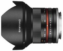 Объектив Samyang 12mm f/2.0 NCS CS Micro 4/3