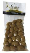Ophellia Зеленые оливки давленные, вакуумный пакет 250 г