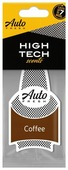 Auto Fresh Ароматизатор для автомобиля Dry High Tech Scents Coffee