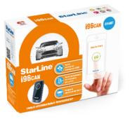 Иммобилайзер StarLine i96 CAN smart