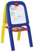 Мольберт детский Grow'N Up двухсторонний, с буквами и цифрами (5047)