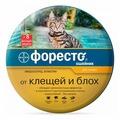 Ошейник от блох и клещей Форесто (Bayer) инсектоакарицидный для кошек и котят
