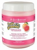 Маска Iv San Bernard Fruit of the Grommer Pink Grapefruit восстанавливающая с витаминами для собак и кошек с шерстью средней длины 1 л