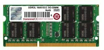 Оперативная память 4 ГБ 1 шт. Transcend TS512MSK72W6H