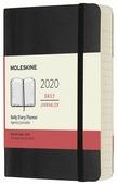 Ежедневник Moleskine Classic Soft Pocket датированный на 2020 год, 200 листов