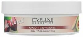 Крем для тела Eveline Cosmetics Фито Линия Какао + масло авокадо Интенсивный уход