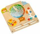 Бизиборд Мир деревянных игрушек Календарь природы