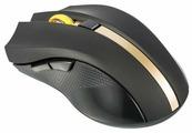 Мышь Oklick 495MW Wireless Optical Mouse Black USB
