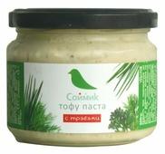 Соймик Тофу-паста с травами, 300 г