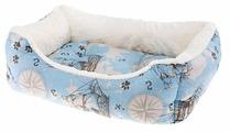 Лежак для кошек, для собак Ferplast Coccolo F 80 (82264998) 78х56х22 см