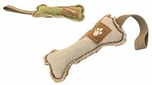 Игрушка для собак Дарэлл Тягалка-аппорт КОСТЬ (236)