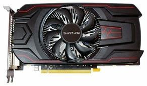 Видеокарта Sapphire Pulse Radeon RX 560 1300Mhz PCI-E 3.0 2048Mb 7000Mhz 128 bit DVI HDMI HDCP