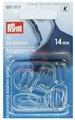 Prym Аксессуары для бюстгальтера 14 мм (991906, 991907, 991908) (10 шт.)