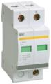 Защита от перенапряжения IEK MOP20-2-B