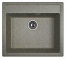 Врезная кухонная мойка Dr. Gans Ника 570 57х51см искусственный мрамор