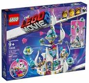 Конструктор LEGO The LEGO Movie 70838 СОВСЕМ-НЕ-СТРАШНЫЙ космический замок королевы Многолики Прекрасной