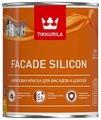 Краска силиконовая Tikkurila Facade Silicon матовая