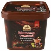 Шоколад Mr. Cho темный для фонтана и фондю