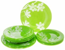 Luminarc Набор тарелок Cotton Flower 18 шт