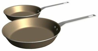 Набор сковород Electrolux E9KLFPS2 2 пр.