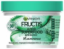GARNIER Fructis АЛОЭ SUPERFOOD маска для волос