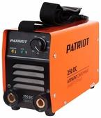 Сварочный аппарат PATRIOT 250DC MMA case (MMA)