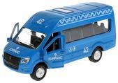 Микроавтобус ТЕХНОПАРК ГАЗель NEXT Гортранс (SB-18-19-B-WB) 12 см
