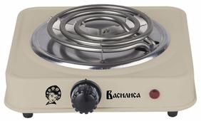 Электрическая плита DELTA ВА-901 бежевая