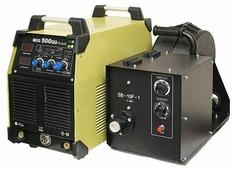 Сварочный аппарат Кедр MIG-500GF (MIG/MAG, MMA)