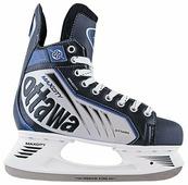 Детские хоккейные коньки MaxCity Ottawa для мальчиков