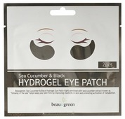 Beauugreen Гидрогелевые патчи Sea Cucumber & Black Hydrogel Eye Patch
