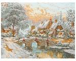Maia Набор для вышивания Рождество 35 х 45 см (01062-5678000)