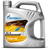 Трансмиссионное масло Газпромнефть GL-4 75W-90