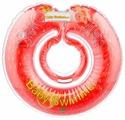 Круг на шею Baby Swimmer Флора 0m+ (6-36 кг)