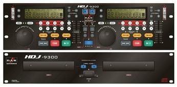 DJ CD-проигрыватель D.A.S. HDJ-9300