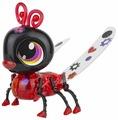 Интерактивная игрушка робот 1 TOY Робо Лайф Божья коровка