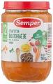 Пюре Semper спагетти болоньезе (с 12 месяцев) 190 г, 1 шт
