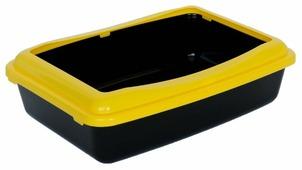 Туалет-лоток для кошек Шурум-бурум 1КУТ00049 41х30х11 см