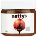Nattys Шоколадная ореховая паста-крем Choconut с какао и мёдом