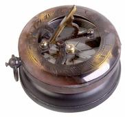 Компасы Veber солнечные часы