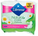 Libresse прокладки Natural Care Ultra Normal
