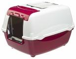 Туалет-домик для кошек Ferplast Bella Cabrio 43.5х56х38 см