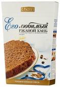 С.Пудовъ Смесь для выпечки хлеба Его любимый ржаной хлеб, 0.5 кг