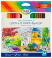 ГАММА Карандаши цветные Классические 24 цвета (050918_04)