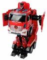 Робот-трансформер Jia Qi Troopers Velocity Пожарная машина